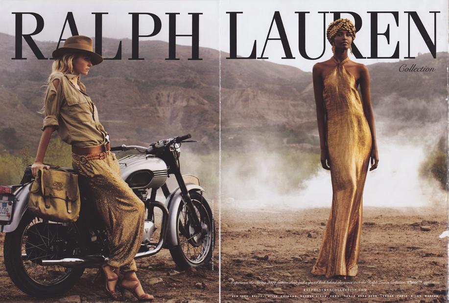 Ralph Lauren campaign, 2009
