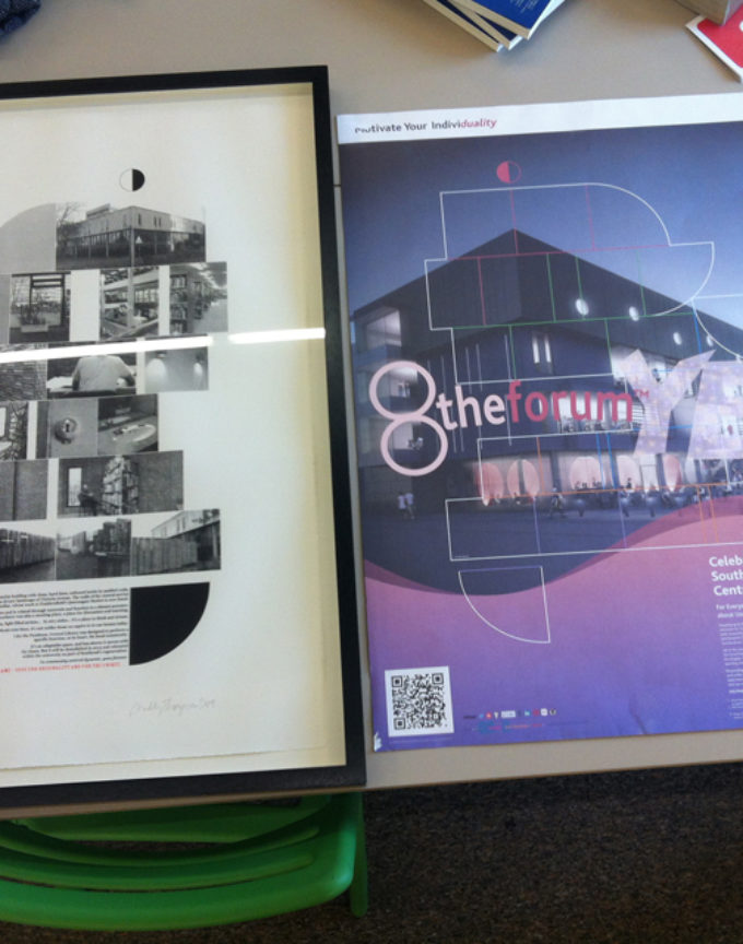 SAVE SOUTHEND-ON-SEA CENTRAL LIBRARY, 2009, and BOGOF, work in progress, 2016