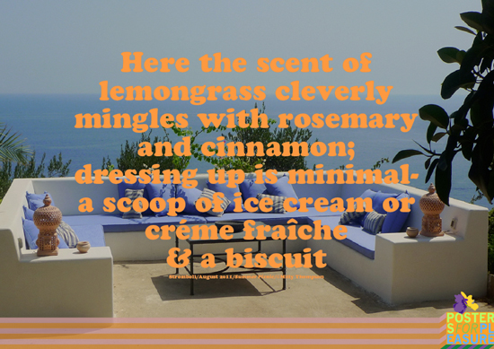 'Stromboli/August 2012/Summer Picnic/©Milly Thompson', 2012, text reads,